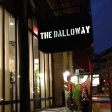 Lani Kai on Broome in transformed into The Dalloway, an upscale-but-cozy spot with luscious libations and small plate dishes for sharing.
