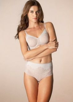 Lingerie Fashion Style | Catrinel Menghia - Sexy in La Redoute Lingerie | Lingerie Fashion Style