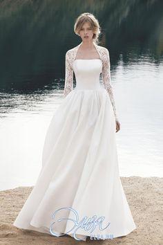 Cвадебное платье Корсика (Bizar Atelier)