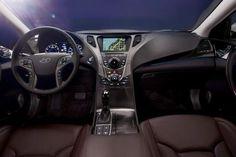 New 2013 Hyundai Azera Interior http://www.westbroadhyundai.com/new-inventory/azera.htm