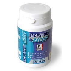 ergysport recup de nutergia permite que nuestros músculos se recuperen despues de un gran esfuerzo, ayudando en la eliminación de las agujetas.