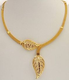 25 Simple and Heavy Indian Gold Jewellery Designs