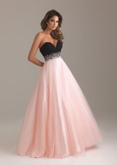 More prom like but so pretty