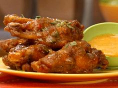 Trini Tamarind Wings from FoodNetwork.com