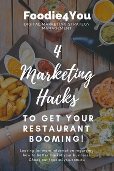 Digital Marketing To Improve Your Restaurant   Make Better Use Of Online Booking & Reviews To Increase Sales & Have More People Come Into Your Restaurant, Cafe, Bar or Eatery! These 4 Outrageous Marketing Hacks Will Have Your Restaurant Booming In No Time!   Foodie4You