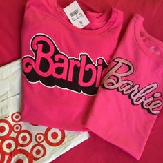 I'm so excited for the Barbie movie the casting is PERFECT Bad Barbie, Barbie Life, Barbie World, Pink Barbie, Barbie Stuff, Chill Outfits, Cute Outfits, Barbie Halloween Costume, Dope Shirt