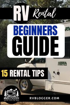 There are quite a few factors to consider when choosing an RV rental. We offer 15 tips to help you when renting an RV but the best tip is. Rv Camping Tips, Camping For Beginners, Camping Activities, Camping Essentials, Cheap Rv Living, Rv Travel, Travel Tips, Travel Hacks, Minivan Camper Conversion