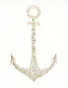 earthy anchor