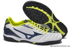 purchase cheap 468b3 550d1 Mizuno Ignitus Club 3 AS Bolt White Black TF Soccer Cleats For Sale