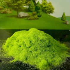 Artificial Grass Powder Sandbox Game Craft Decor   Building Model Material //Price: $9.95 & FREE Shipping //     #flower