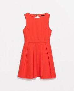 Pop of summer dress