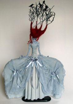 Работы литовской кукольницы Tireless Artist (Dorote Zaukaite Villela). Комментарии : LiveInternet - Российский Сервис Онлайн-Дневников