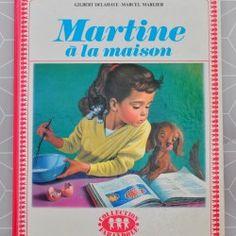 Martine à la maison  - Pauline et paulette la boutique vintage : www.paulineetpaulette.fr