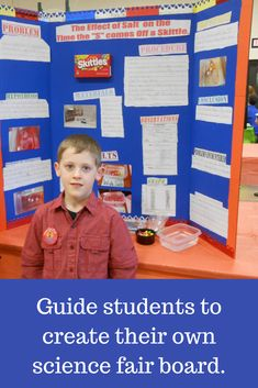 Science Fair Project Labels And Title Template: Editable Science Fair Board Layout, Science Fair Display Board, Stem Fair Projects, Biology Projects, Science Fair Experiments, Science Demonstrations, 5th Grade Science, Science Biology, Classroom Projects