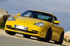 Yellow Speed - Porsche 911 996 mk2 3.6 - OZ Alleggerita