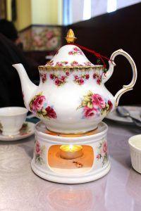 une jolie image de thé illustrée 24