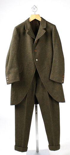 1910-20 British wool Riding Habit