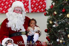 Holiday Photography: Christmas with Santa