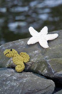 Seahorse and Starfish - FREE