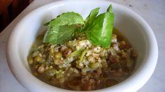 In cucina con missire: ricette del riciclo, vegetariane,vegan