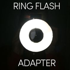 Picture of DIY Built-In-Flash Ring Flash Adapter