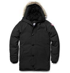 Canada Goose Chateau Coyote-Trimmed Parka Jacket | MR PORTER
