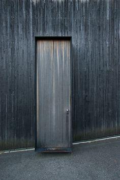 Atelier Zumthor. Haldenstein, Switzerland.  Peter Zumthor, 1986