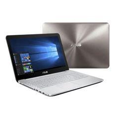 """บอกต่อ  ASUS Notebook N552VX-FI060D i7-6700HQ 15.6"""" DOS (Grey)  ราคาเพียง  30,000 บาท  เท่านั้น คุณสมบัติ มีดังนี้ Intel® Core™ i7-6700HQ Processor2.6 GHz (6M Cache, up to 3.5 GHz) Free DOS DIMM Memory& DRAM DDR44G Storage SATA 128G 2.5 SSD SATA 1TB 7200RPM 2.5 HDD Display& 15.6 QFHD3840x2160 NVIDIA® GeForce® GTX 950M (N16P-GT)"""