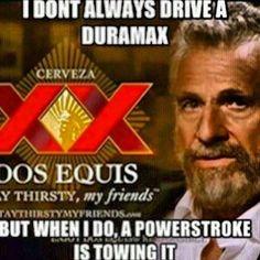 Powerstroke > Duramax