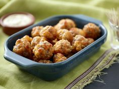 Sausage Balls from FoodNetwork.com