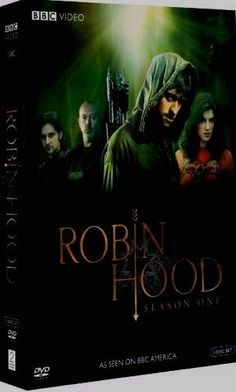 Robin-Hood-Season-1-DVD-2007-5-Disc-BRAND-NEW-FACTORY-SEALED-FREE-SHIP-TRACK-US