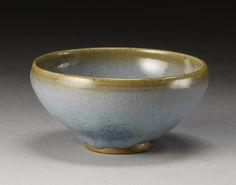 A purple-splashed 'Jun' 'bubble' bowl, Song dynasty