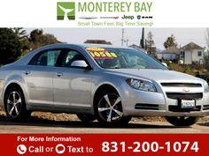 2012 *Chevrolet* *Chevy*  *Malibu* *LT*  108k miles $9,988 108378 miles 831-200-1074 Transmission: Automatic  #Chevrolet #Malibu #used #cars #MontereyBayChryslerDodgeJeepRam #Watsonville #Ca #tapcars