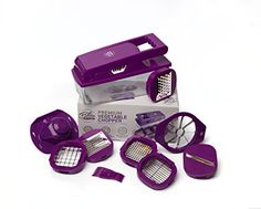 Premium Vegetable and Fruit Chopper Multifunctional Slicer Grater and Dicer ** Find out more about the great product at the image link.