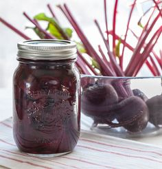 Pickled Beets - Pickled beets are a staple on most pantry shelves. Make them to suit your family's tastes with the three spice blend options. You may find you need to adjust the intensity of the spices to meet your preference. Using whole baby beets is a thrifty alternative to cutting larger beets into chunks.