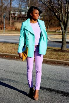 The Daileigh: Winter Pastels