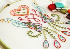 pattern from Sublime Stitching's Embroidered Effects