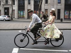 Tweed Ride