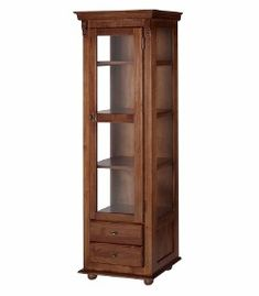 Home Bar Designs, Diy Fireplace, Bar Furniture, Home Look, China Cabinet, Cupboard, Tall Cabinet Storage, Small Corner, Home Decor