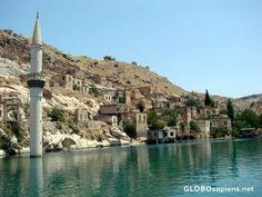 Halfeti, Turkey.                                       Cittaslow-Yavaş Şehirler