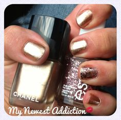 Nail Of The Day: A Cut Above Delight - My Newest Addiction Beauty Blog