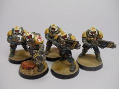 Red Scorpion Scouts