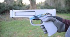 3D printed .357 magnum pistol