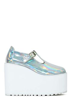 UNIF Mary Janes Platform