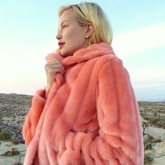 🌵🌸🌵 Fur Coat, Jackets, Fashion, Down Jackets, Moda, Fashion Styles, Fur Coats, Jacket, Fashion Illustrations