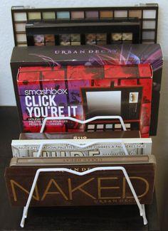 Affordable makeup organization ideas