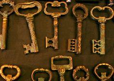 love old keys