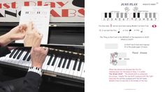 Tutorial 1 How to Play Piano Made Easy Free Piano Lessons, St Just, Learn To Read, Make It Simple, Teaching, Play, Education, Onderwijs, Learning