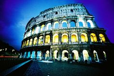 """Colosseum, Rome A photo by """"cyanwater"""" - Lomography Italian Lessons, Rome Italy, Amazing Architecture, The Places Youll Go, Beautiful Places, To Go, Around The Worlds, Explore, Pictures"""