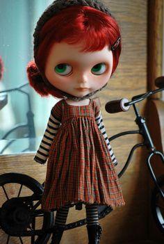 Atomic Blythe Dreadful Dress Outfit Set for Neo by AtomicBlythe, $45.00